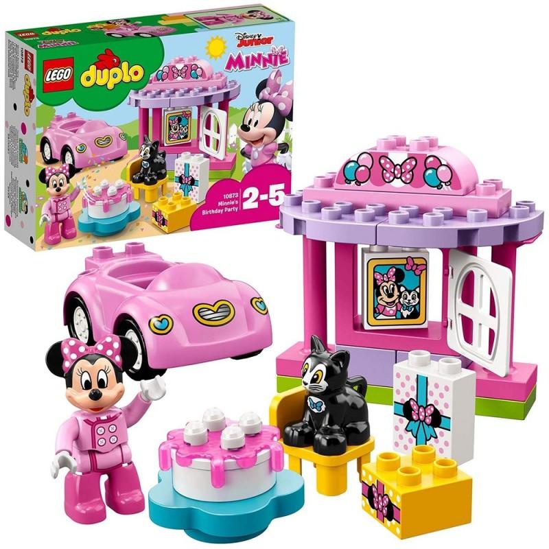 LEGO DUPLO Disney La Festa Di Compleanno Di Minnie - Lego - MazzeoGiocattoli.it