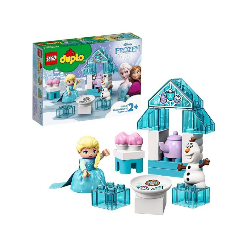 LEGO Duplo Princess - Il Tea Party Di Elsa E Olaf - Lego  - MazzeoGiocattoli.it