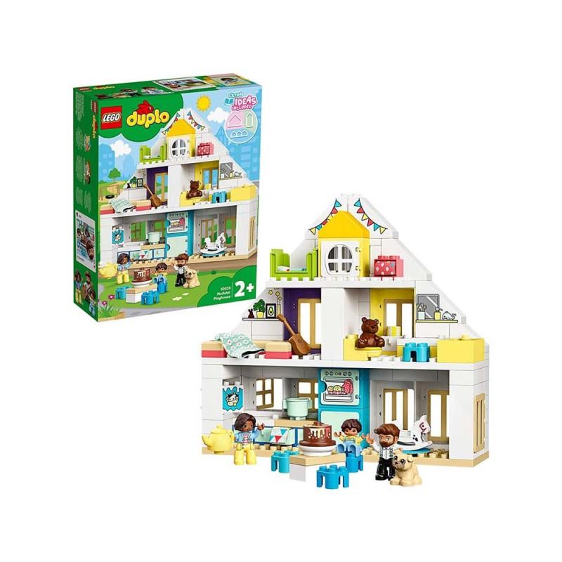 LEGO Duplo Town Casa Da Gioco Modulare - Lego - MazzeoGiocattoli.it
