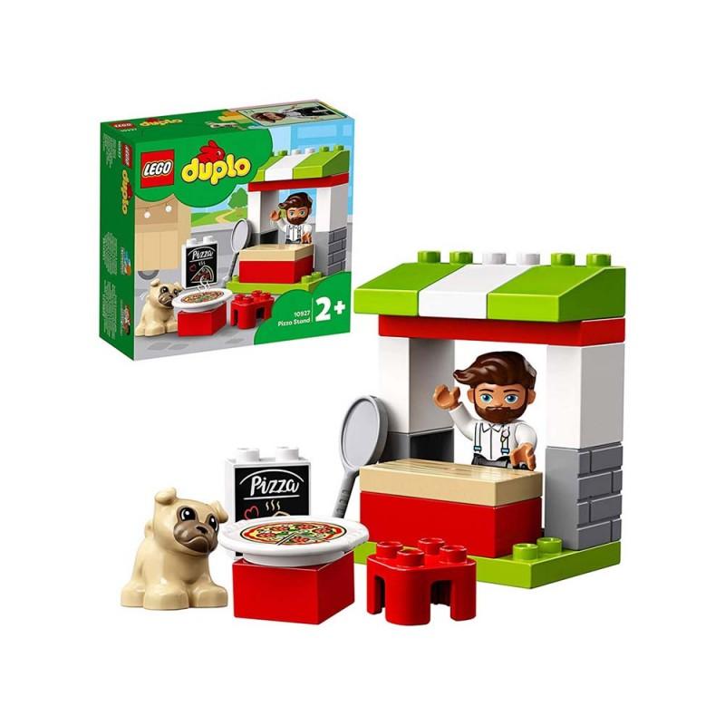 LEGO Duplo Town Chiosco Della Pizza - Lego  - MazzeoGiocattoli.it