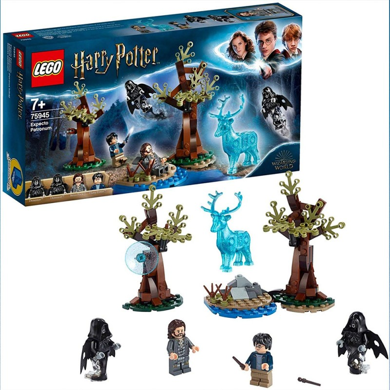 Expecto Patronum- Lego Harry Potter  - MazzeoGiocattoli.it