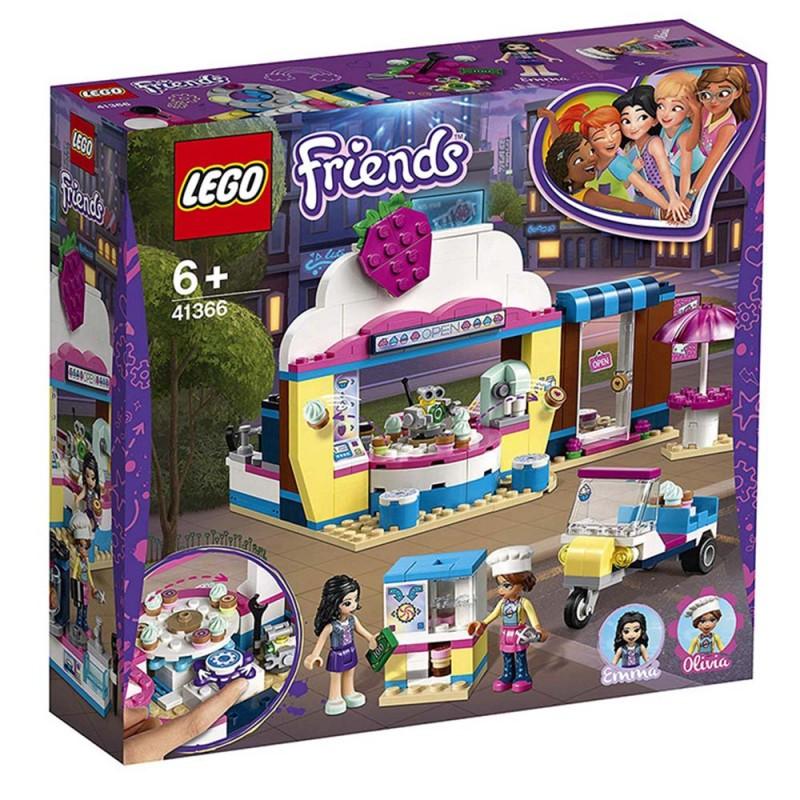 Lego Friends - Il Cupcake Café Di Olivia 41366 - MazzeoGiocattoli.it