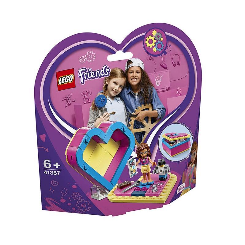 Scatola Del Cuore Di Olivia - Lego Friends 41357 - MazzeoGiocattoli.it