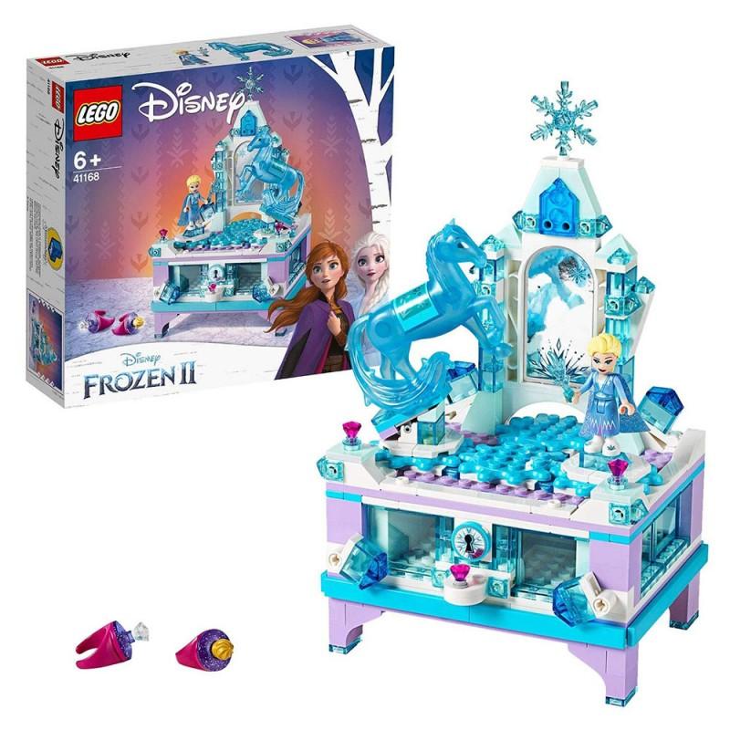 Il Castello Di Ghiaccio Di Frozen - LEGO Duplo - MazzeoGiocattoli.it