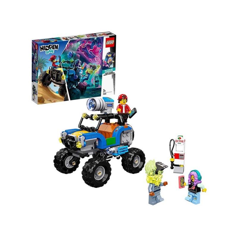 LEGO Hidden Side Il Buggy Da Spiaggia Di Jack - Lego - MazzeoGiocattoli.it