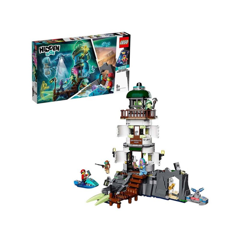 LEGO Hidden Side Il Faro Delle Tenebre - Lego  - MazzeoGiocattoli.it