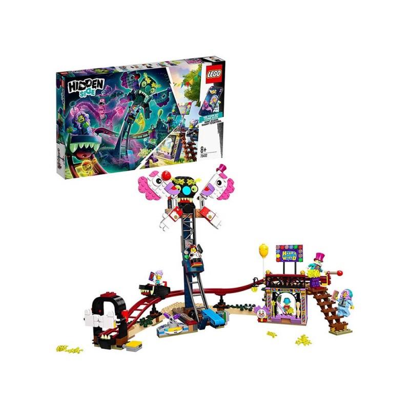 LEGO Hidden Side Il Luna Park Stregato - Lego  - MazzeoGiocattoli.it