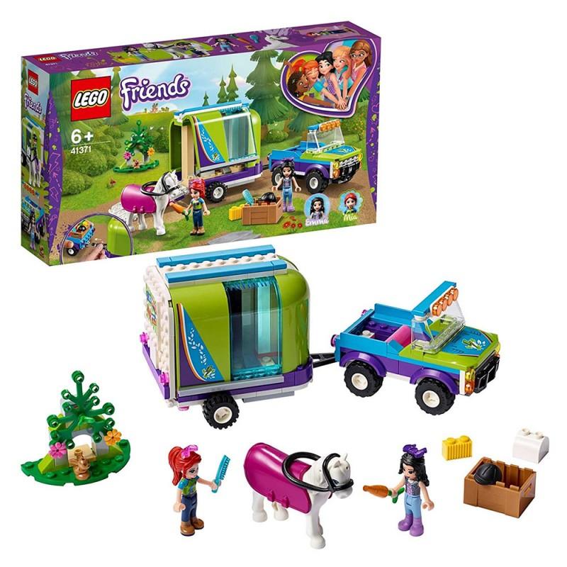 Il Rimorchio Dei Cavalli Di Mia - Lego Friends - MazzeoGiocattoli.it