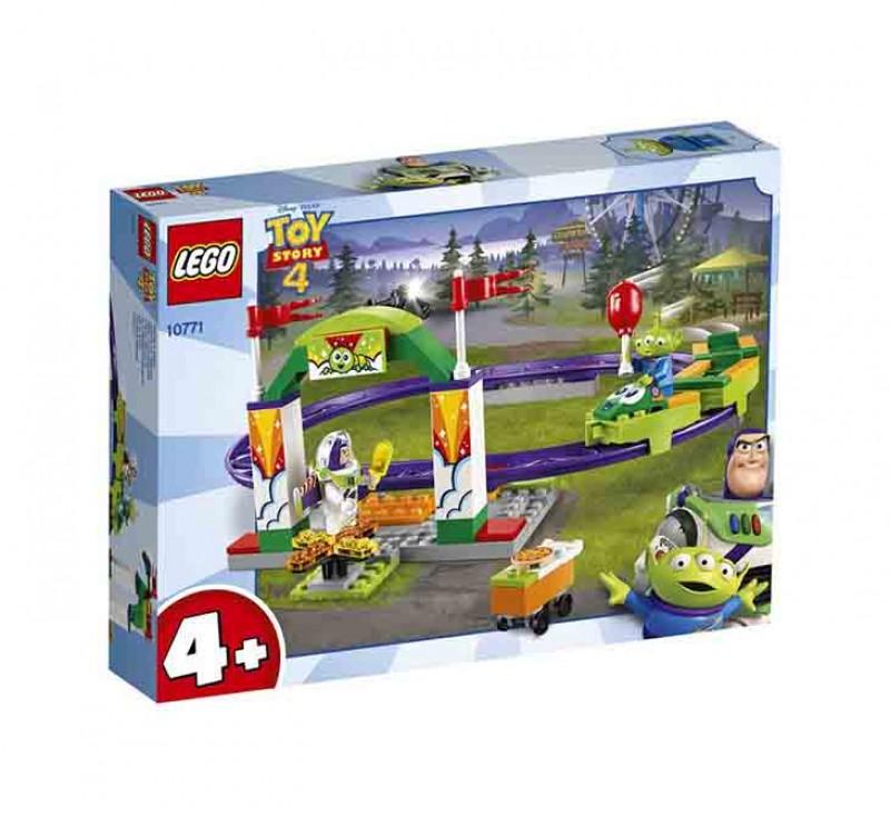 Lego Juniors Ottovolante Carnevalesco - Lego - MazzeoGiocattoli.it