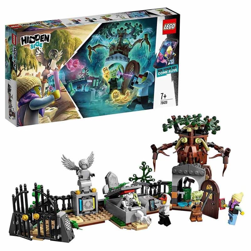 Mistero Nel Cimitero - Lego Hidden Side - MazzeoGiocattoli.it