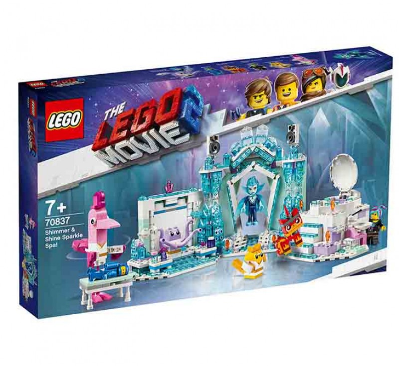 Lego Movie - Spa Brilla E Scintilla - Lego - MazzeoGiocattoli.it