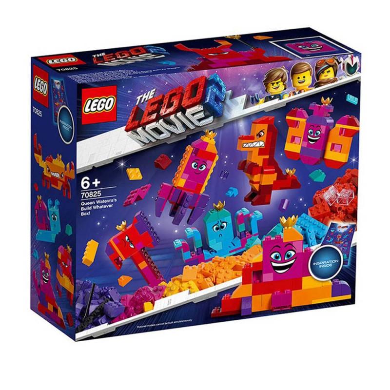 Lego Movie 2 - Costruisci Quello Che Vuoi Della Regina Wello KE Wuoglio - MazzeoGiocattoli.it