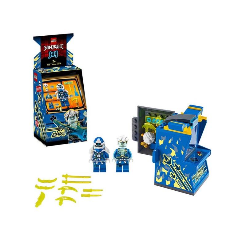 LEGO Ninjago - Avatar Di Jay - Lego - MazzeoGiocattoli.it