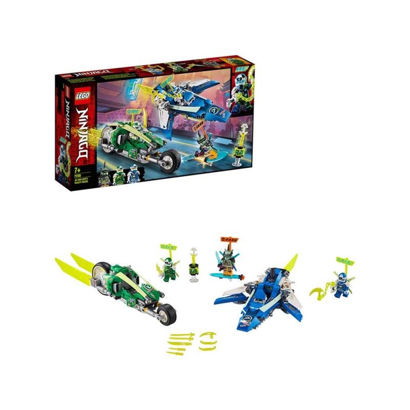 LEGO Ninjago - I Bolidi Di Velocità - Lego  - MazzeoGiocattoli.it