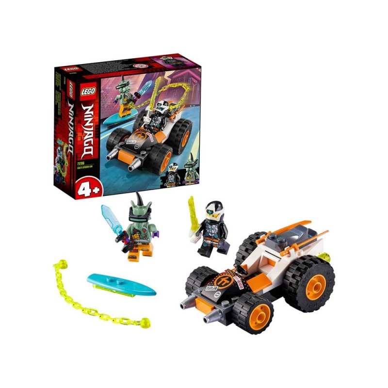 LEGO Ninjago - Il Bolide Di Cole - Lego - MazzeoGiocattoli.it