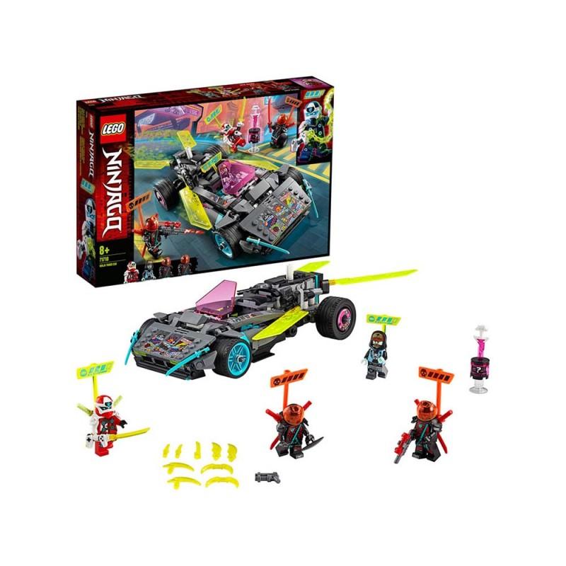 LEGO Ninjago - La Macchina Tuner Dei Ninja - Lego - MazzeoGiocattoli.it