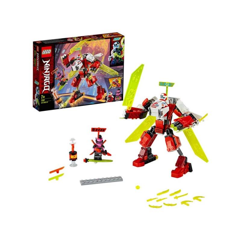 LEGO Ninjago - Mech Jet Di Kai 2 In1 - Lego  - MazzeoGiocattoli.it