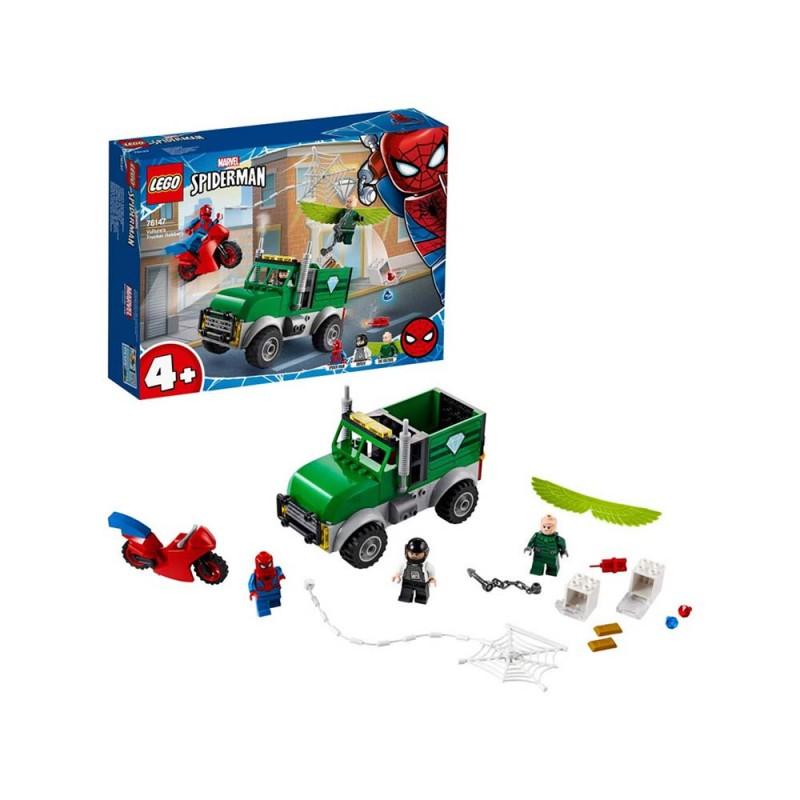 LEGO Super Heroes - Avvoltoio E La Rapina Del Camion - Lego  - MazzeoGiocattoli.it