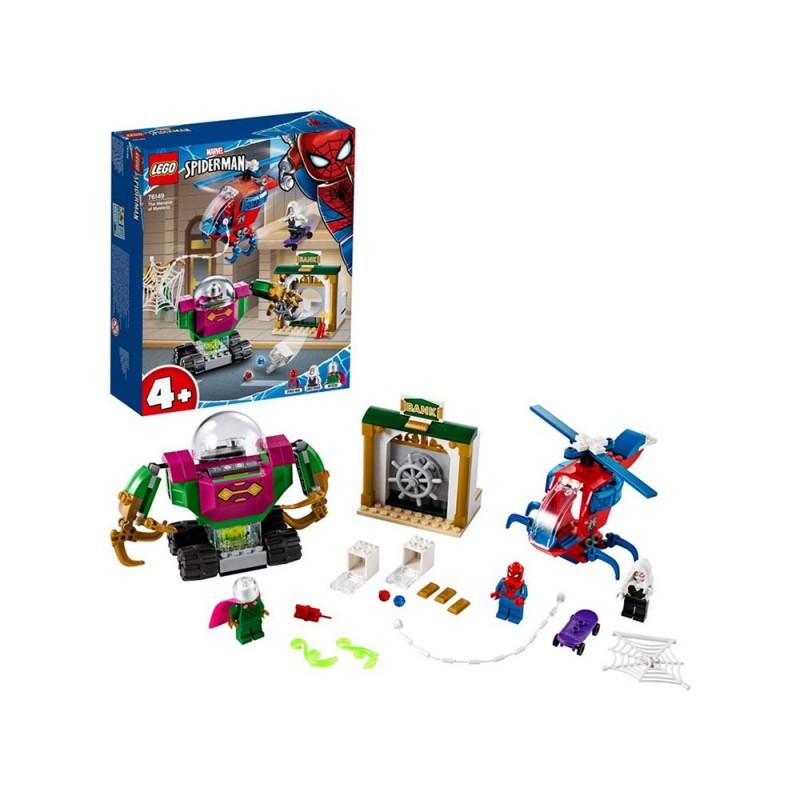LEGO Super Heroes - La Minaccia Di Mysterio - Lego  - MazzeoGiocattoli.it