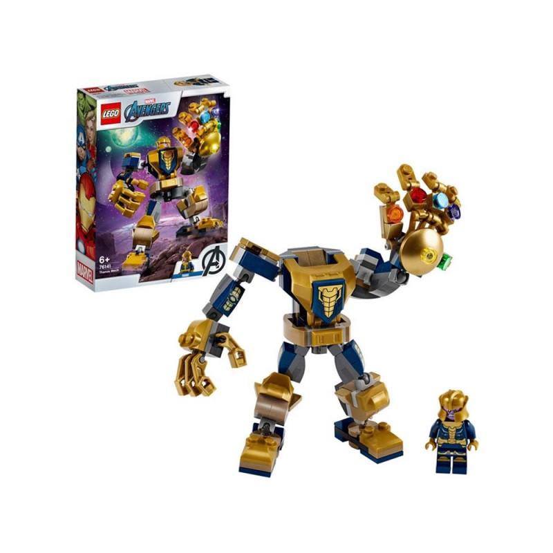 LEGO Super Heroes - Mech Thanos Marvel Avengers - Lego - MazzeoGiocattoli.it