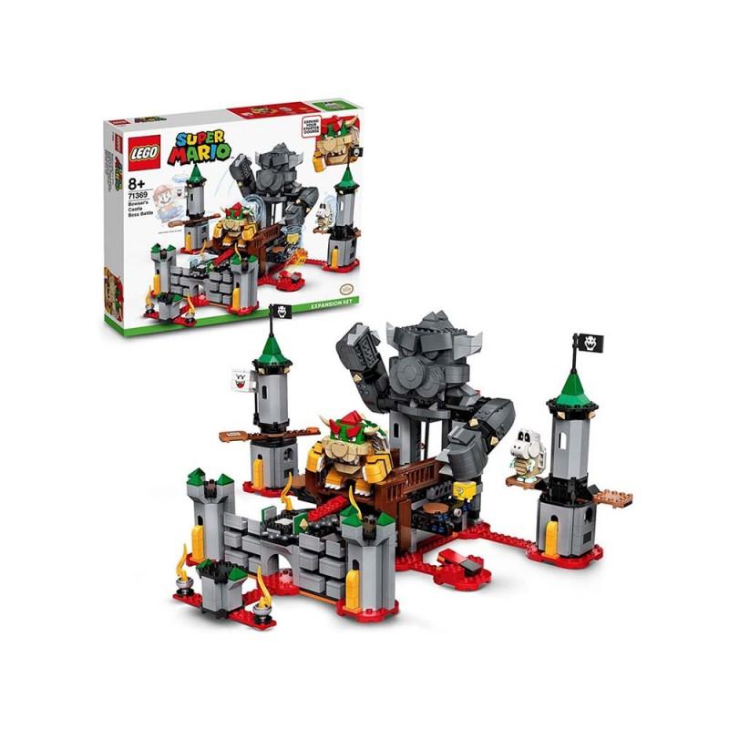 Lego Super Mario Battaglia Finale Al Castello Di Bowser-Pack Di Espansione - Lego - MazzeoGiocattoli.it
