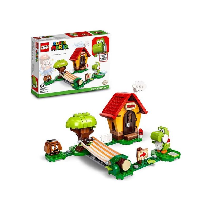 Lego Super Mario Casa E Yoshi-Pack Di Espansione - Lego  - MazzeoGiocattoli.it