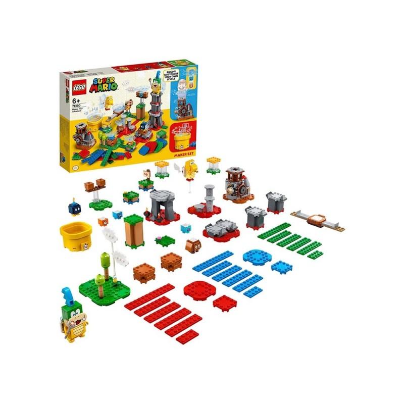 Lego Super Mario Costruisci La Tua Avventura - Pack Di Espansione - Lego - MazzeoGiocattoli.it