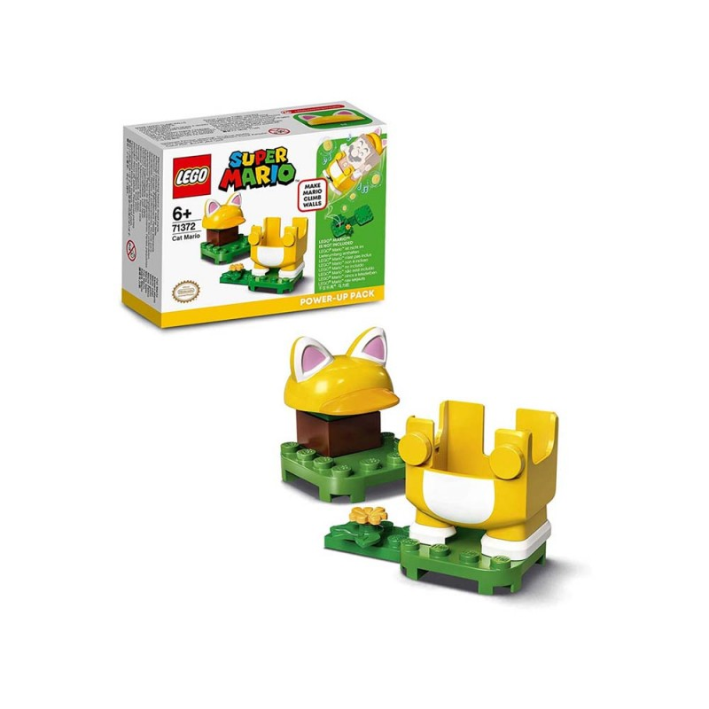 Lego Super Mario Gatto-Power Up Pack, Espansione - Lego  - MazzeoGiocattoli.it