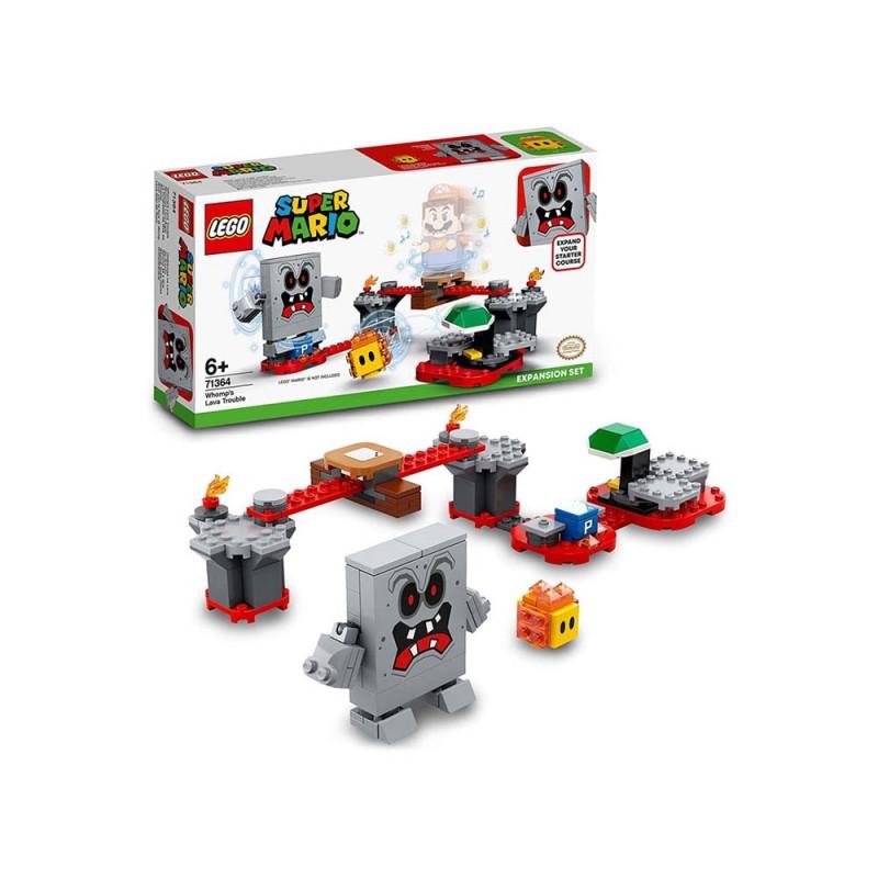 Lego Super Mario Guai Con La Lava Di Womp-Pack Di Espansione - Lego - MazzeoGiocattoli.it