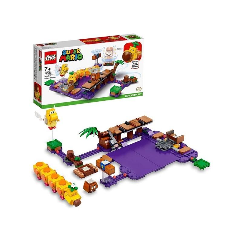 Lego Super Mario La Palude Velenosa Di Torcibruco - Pack Di Espansione - Lego  - MazzeoGiocattoli.it