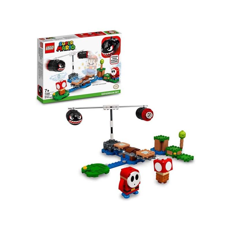 Lego Super Mario Sbarramento Di Pallottoloni Bill-Pack Di Espansione - Lego  - MazzeoGiocattoli.it