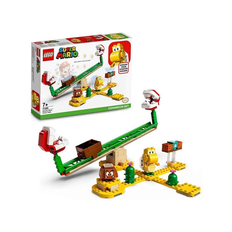 Lego Super Mario Scivolo Della Pianta Piranha-Pack Di Espansione - Lego  - MazzeoGiocattoli.it