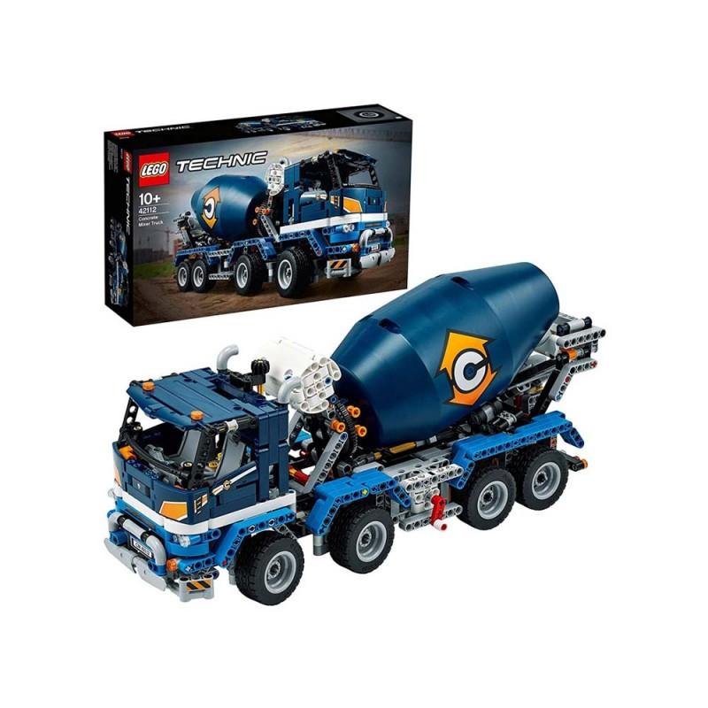 Lego Technic Betoniera - Lego - MazzeoGiocattoli.it