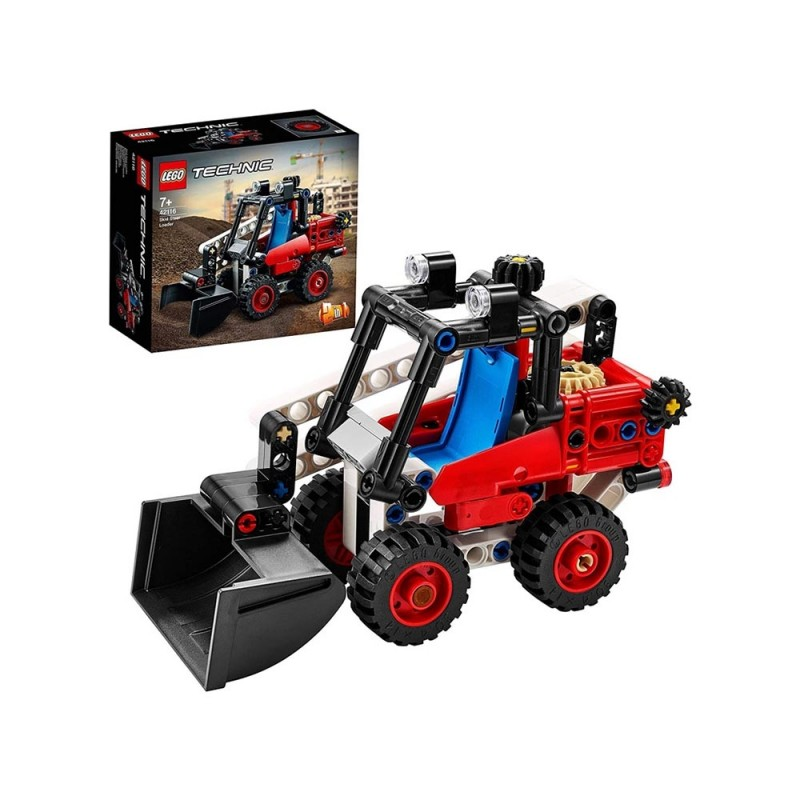 Lego Technic Bulldozer E Bolide - Lego  - MazzeoGiocattoli.it