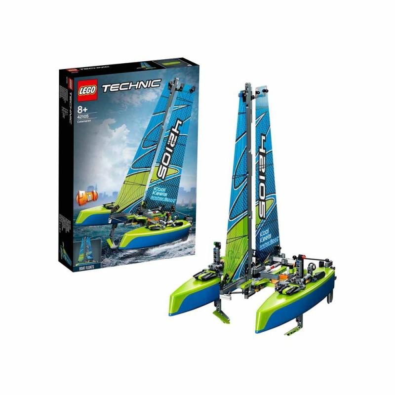 Lego Technic Catamarano E Barca A Vela 2 In 1 - Lego  - MazzeoGiocattoli.it