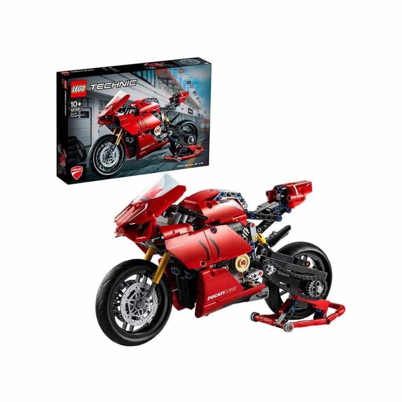 Lego Technic Ducati Panigale V4 R - Lego  - MazzeoGiocattoli.it