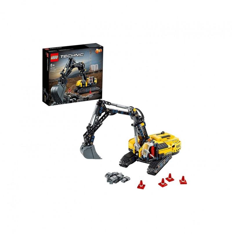 Lego Technic Escavatore Pesante - Lego  - MazzeoGiocattoli.it