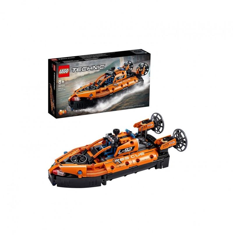 Lego Technic Hovercraft Di Salvataggio - Lego - MazzeoGiocattoli.it