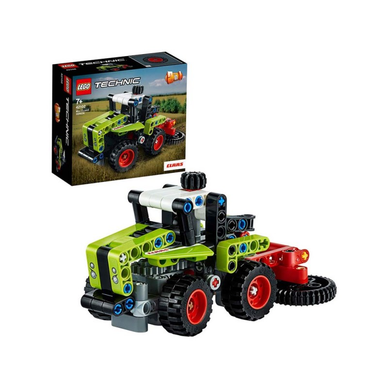 LEGO Technic Mini Claas Xerion - Lego  - MazzeoGiocattoli.it