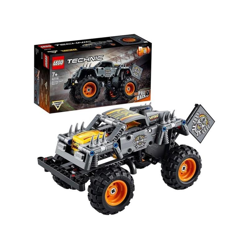 Lego Technic Monster Jam Max-D E Quad - Lego - MazzeoGiocattoli.it