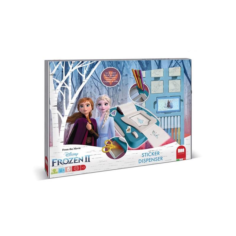 Macchina Per Adesivi Frozen 2 - MultiPrint - MazzeoGiocattoli.it