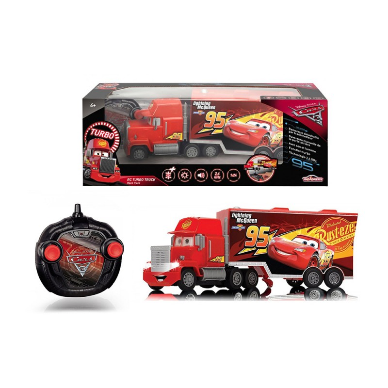 Mack Truck Rc Turbo - Disney - MazzeoGiocattoli.it