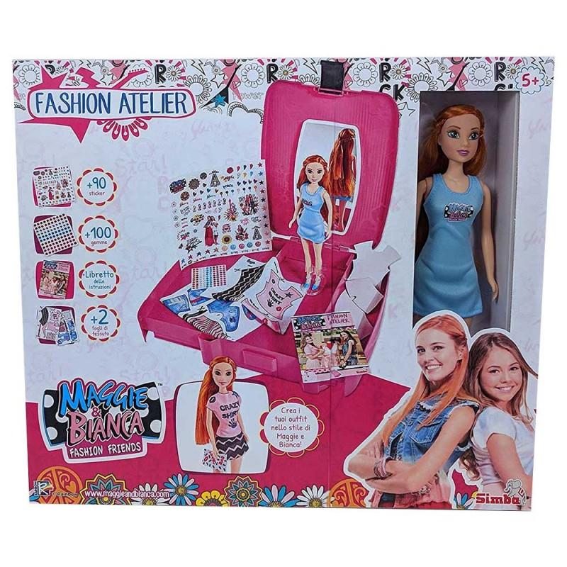Maggie & Bianca Fashion Atelier - Simba - MazzeoGiocattoli.it