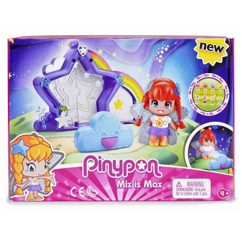 Magic Star, Multicolore - Pinypon  - MazzeoGiocattoli.it