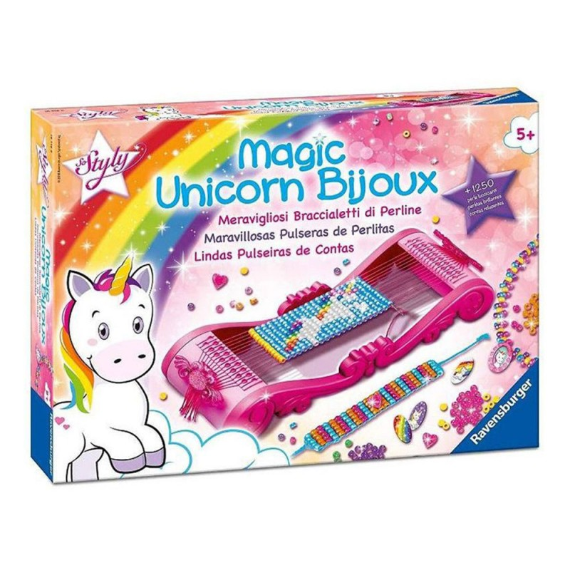 Magic Unicorn Bijoux - Ravensburger  - MazzeoGiocattoli.it