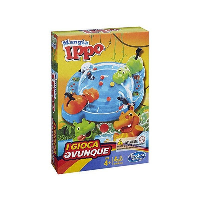 Mangia Ippo Travel - Hasbro  - MazzeoGiocattoli.it