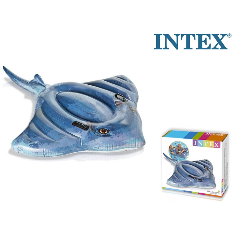 Manta Gonfiabile Cavalcabile 188cm - Intex  - MazzeoGiocattoli.it