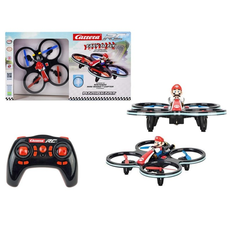 Drone Super Mario - Carrera  - MazzeoGiocattoli.it