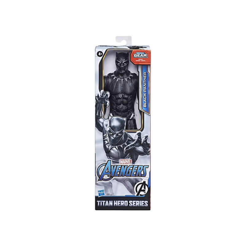 Marvel Avengers Black Panther - Hasbro  - MazzeoGiocattoli.it