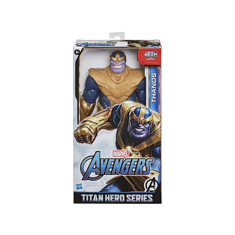 Marvel Avengers Thanos - Hasbro  - MazzeoGiocattoli.it